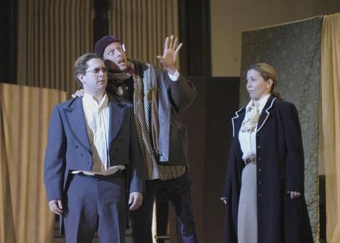 Hoffman in Les Contes d'Hoffman