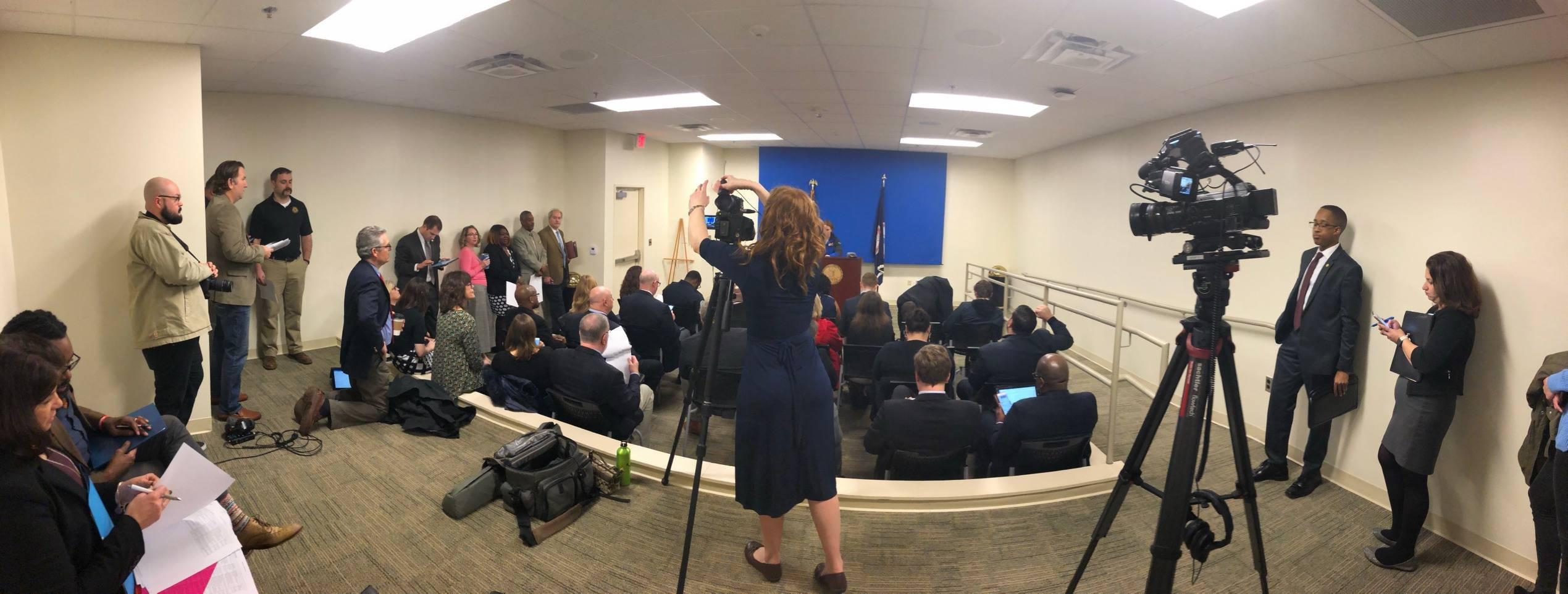 VA General Assembly Press Conference