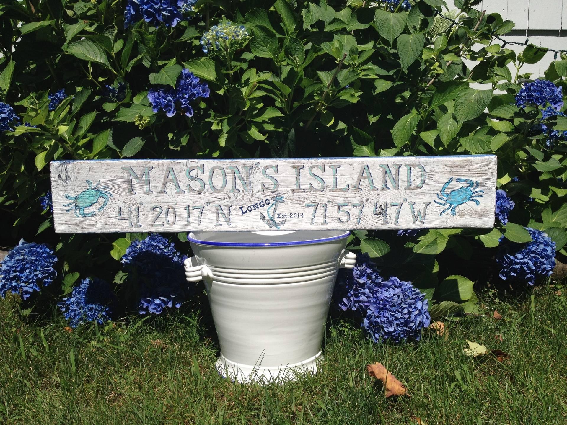 Mason's Island