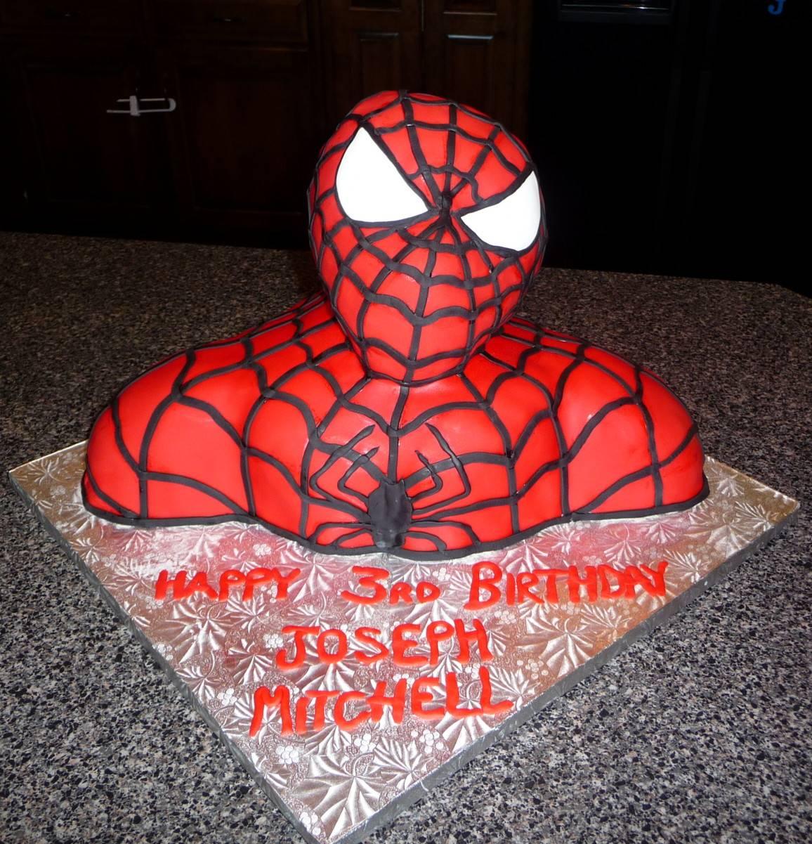 Life Size Spiderman