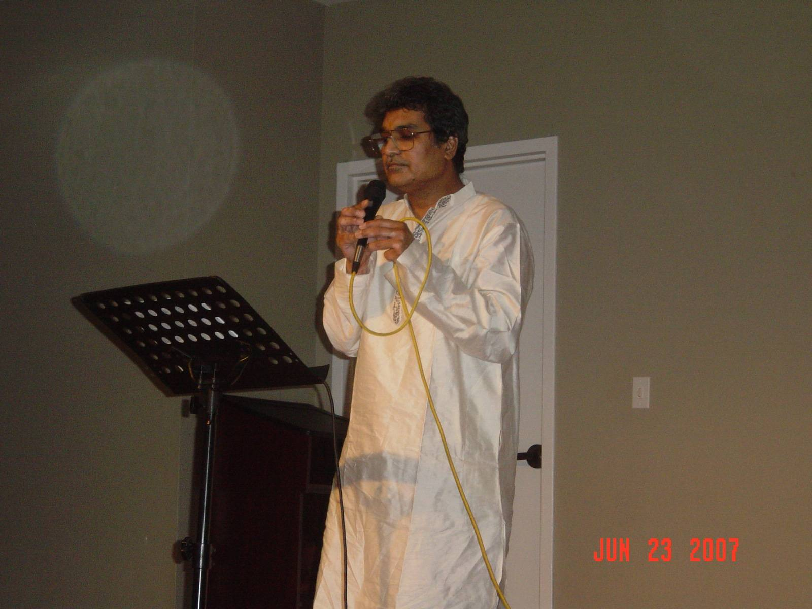 Temple Fund Raising program, Huntsville, Al