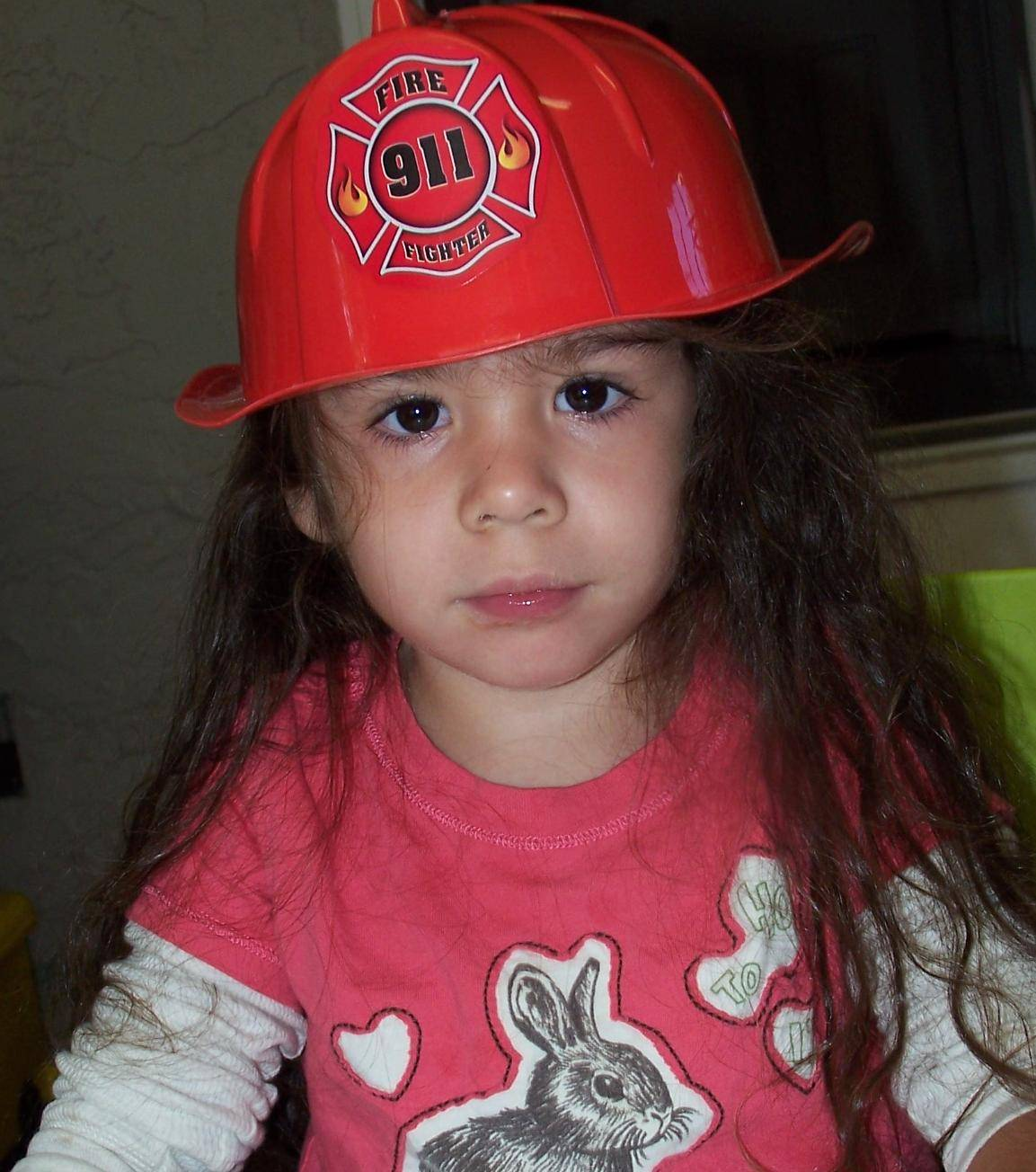 Today we learned about fire safety