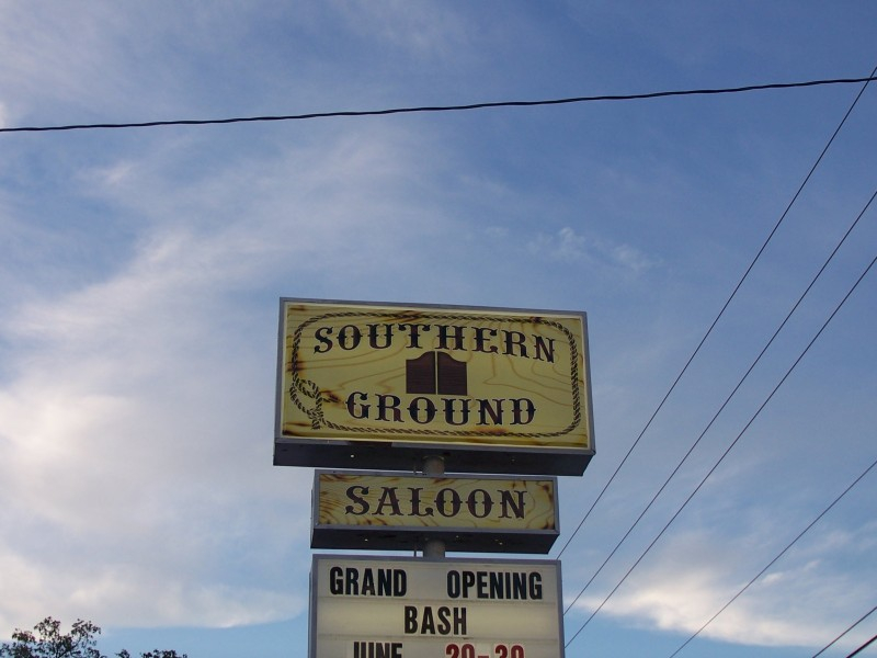 SOUTHERN GROUND SALOON