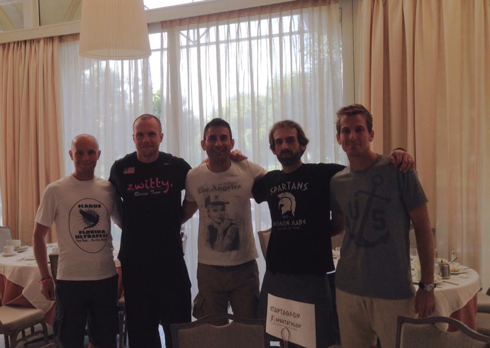 US Spartathlon Team