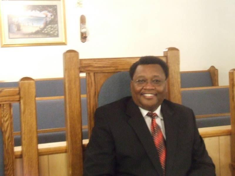 Pastor P. L. Griffin