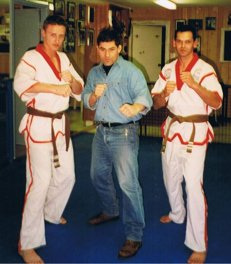 Clay Earle, Vince Palumbo, Hugh Puttock