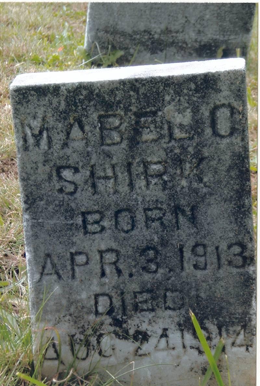 Mabel C. Shirk (1913-1914)