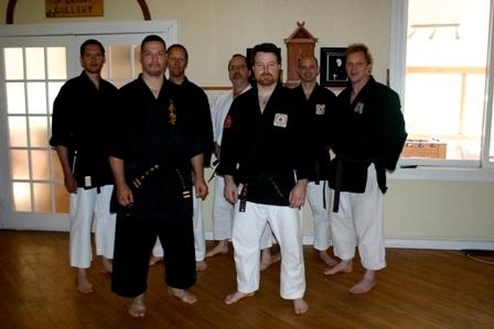 Canada Kenshi-kai Seminar