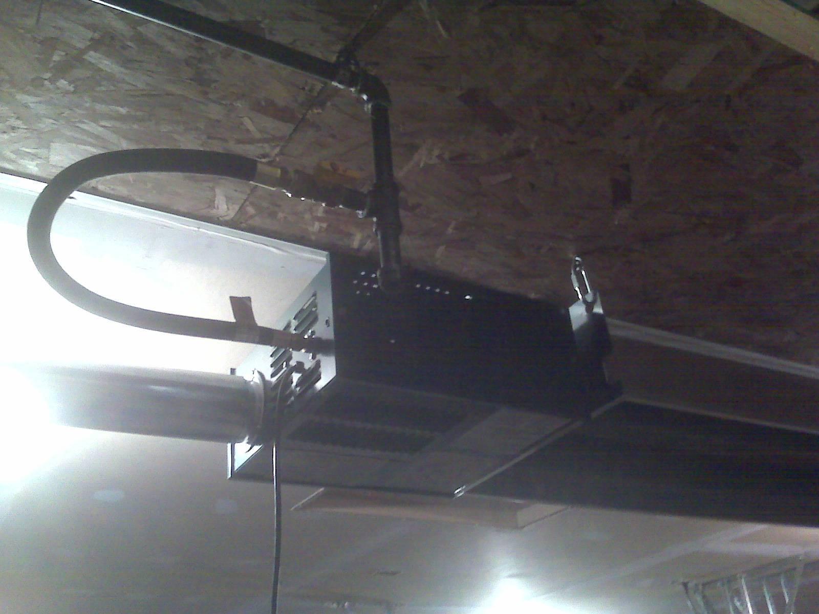 Garage Heaters (Infrared)