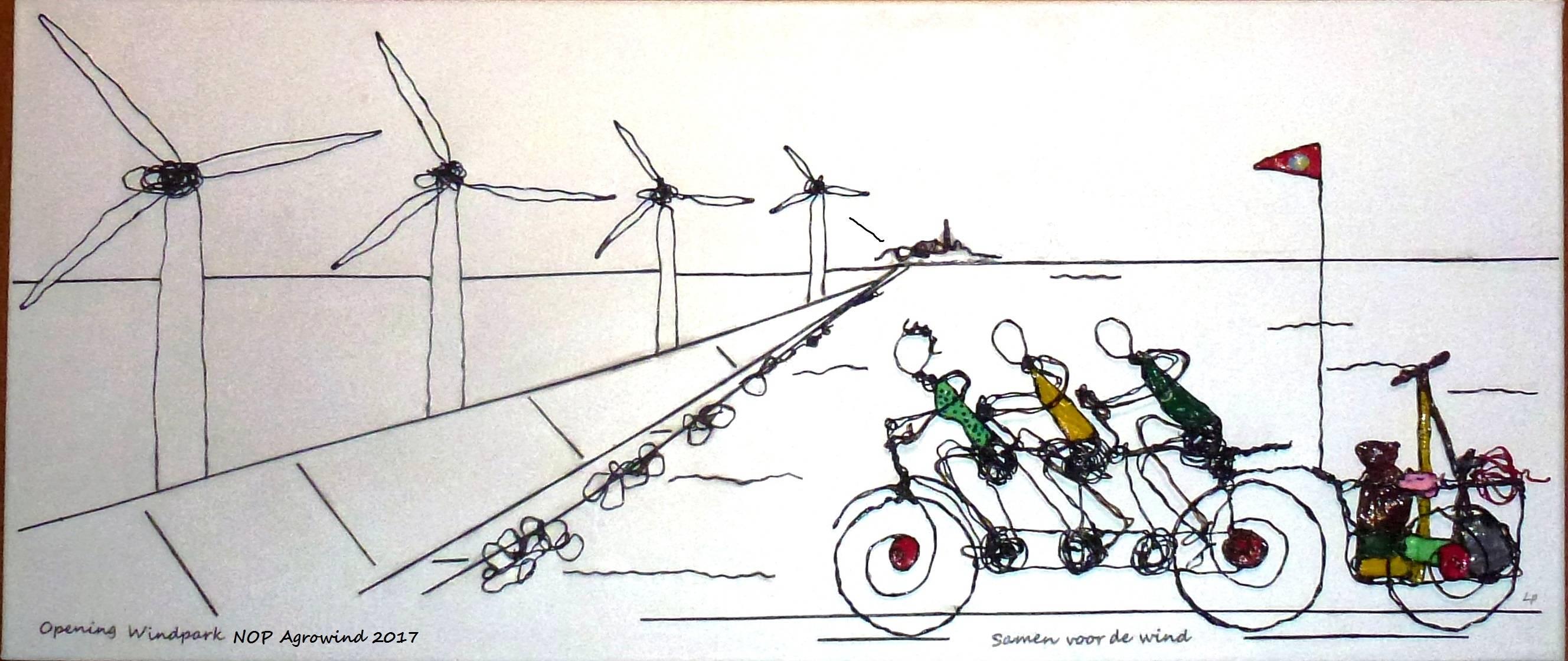 Opening Windpark NOP Agrowind