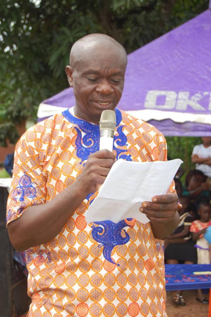 Emanuel Okoro