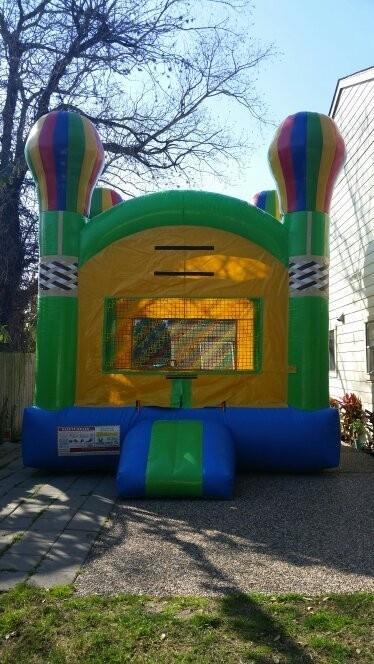 Adventure Balloon Moonwalk $90.00