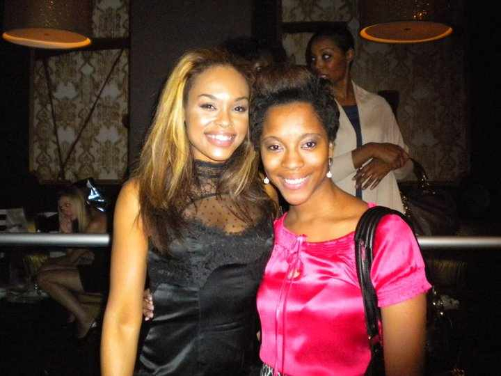 "Demetria McKinney & Asya Love (Demetrian) attended the ""Luxe Lifetyle"" Awards"