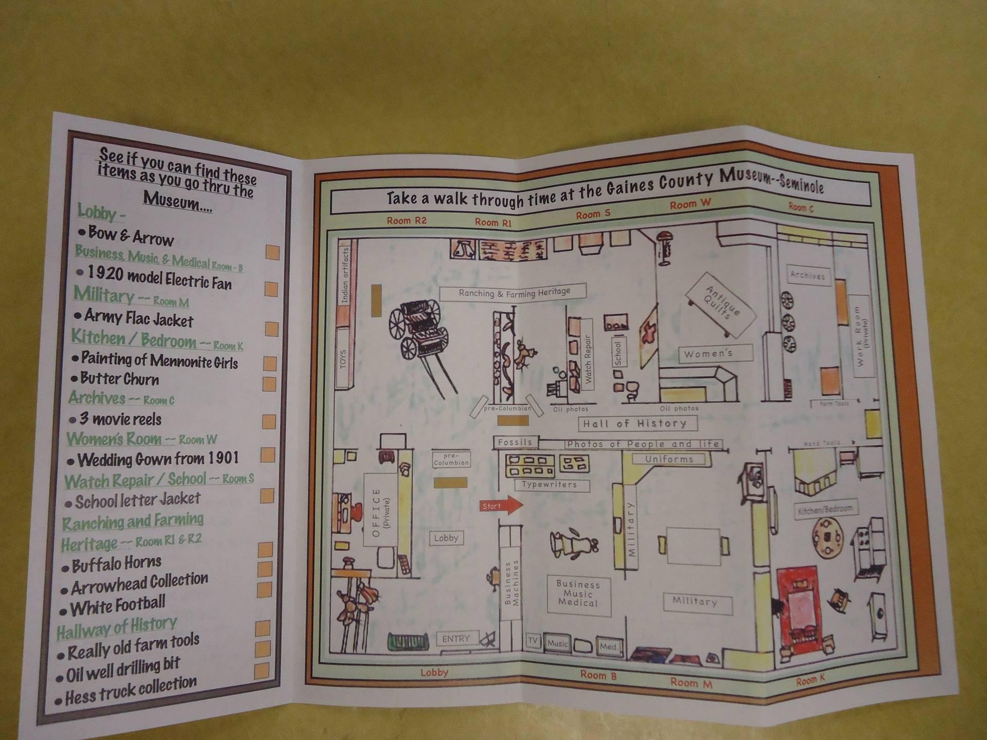 Children's Brochure by: Kathy Davis