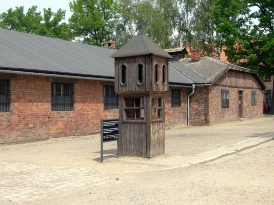 The Guards Shack