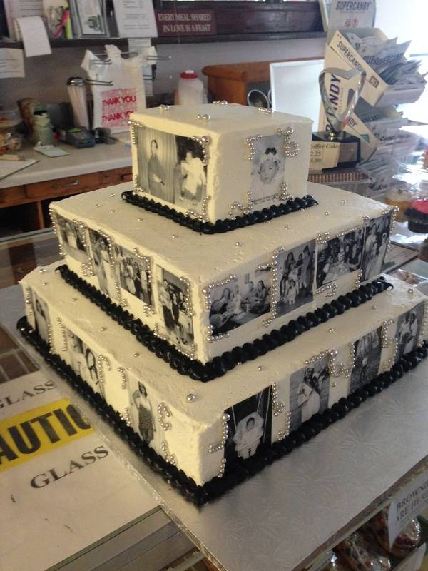 3 Tiered Cake