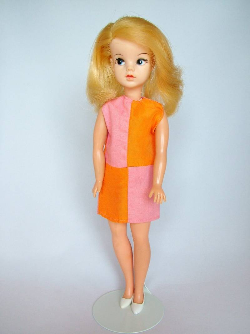Two Tone Frock