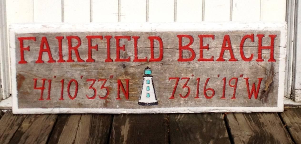 Fairfield Beach w/ lighthouse