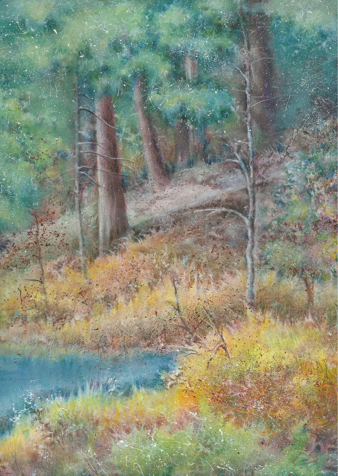 Autumn in Hidden Lake