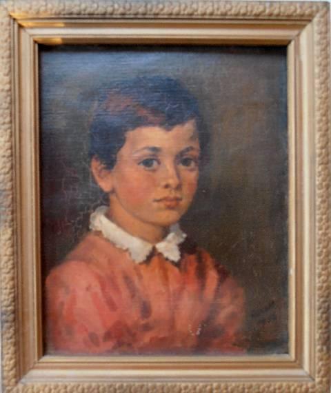 Portrait by James Govett