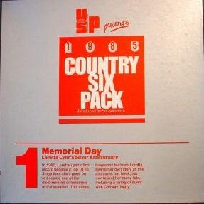 Country Six Pack Loretta Lynn Box Set
