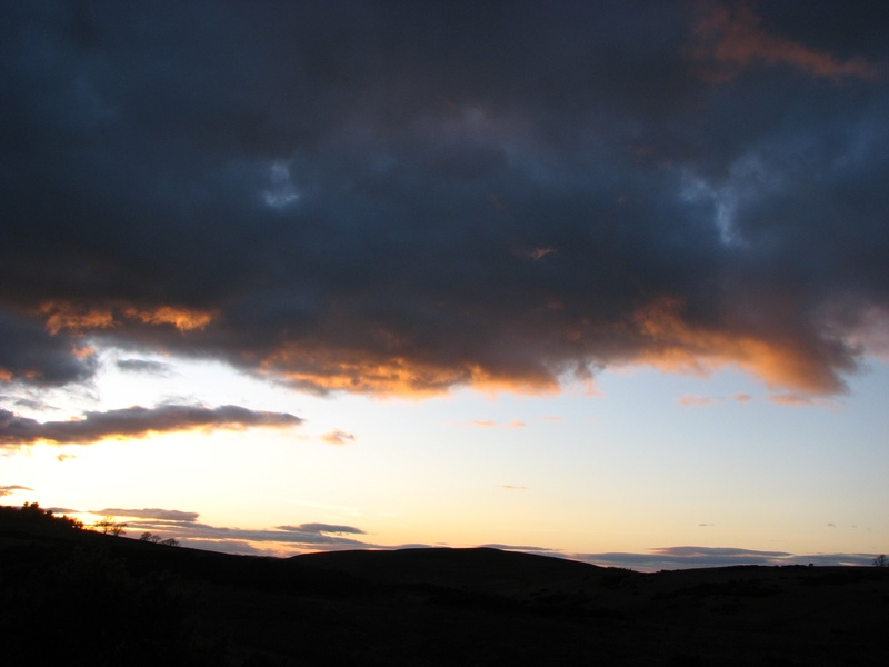 March sunset 2