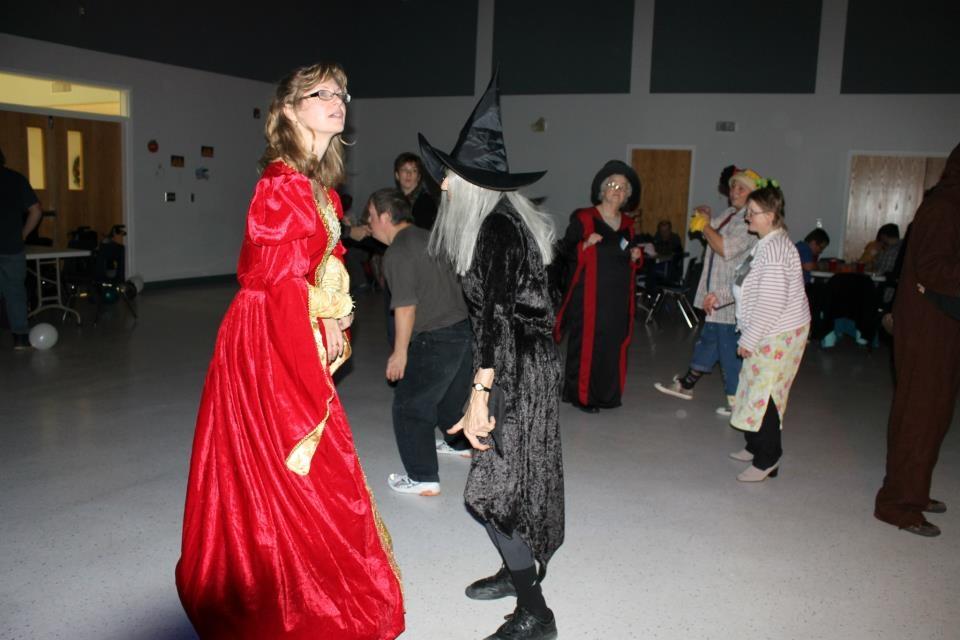 Community Services Halloween Dance