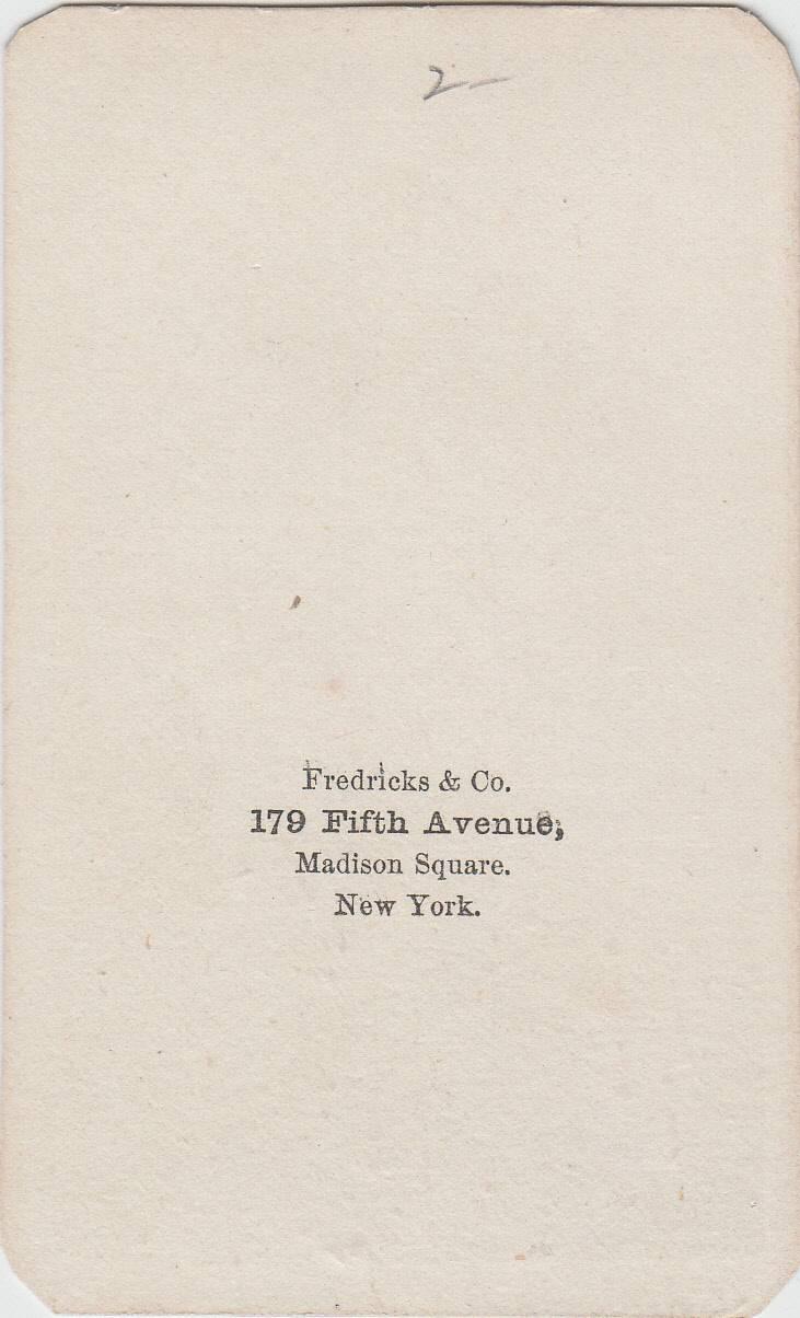 Fredricks & Co. of NYC