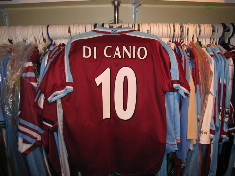 LEGEND Paolo Di Canio
