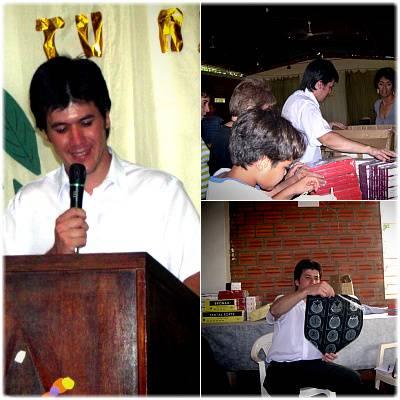 Seminario para alumnos (2008)