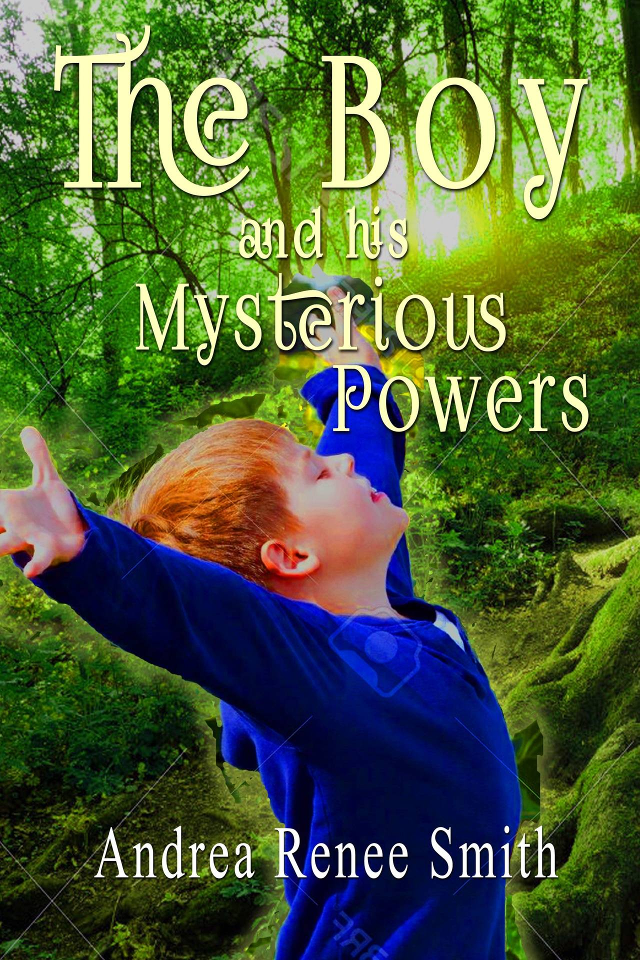 The Boy and his Myssterious Powers