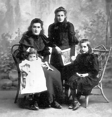 Jock's granddaughters