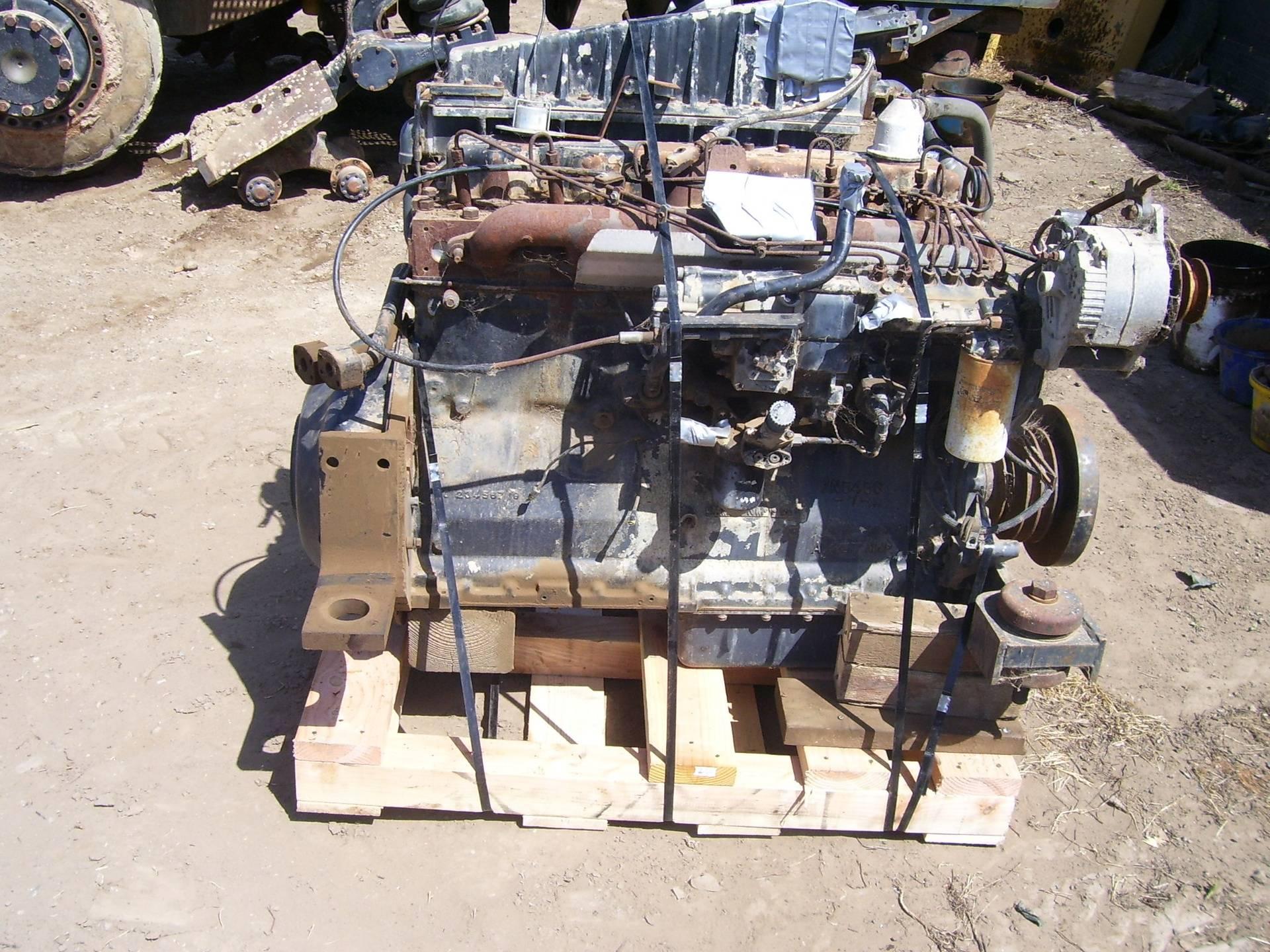 "65A Thru 65C 3306B Running ""Core"" Engine"