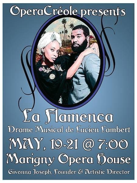 La Flamenca poster