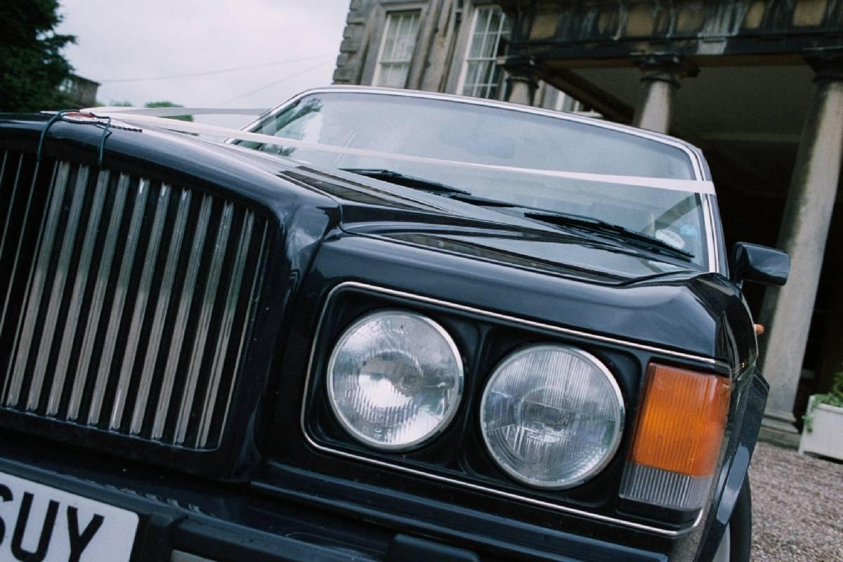 Wedding Car Bentley .