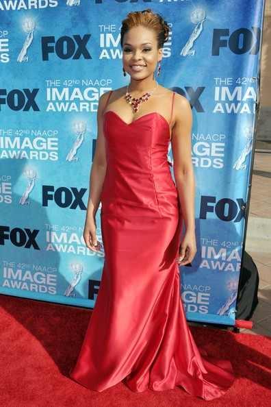 Demetria McKinney at the 42nd NAACP Image Awards