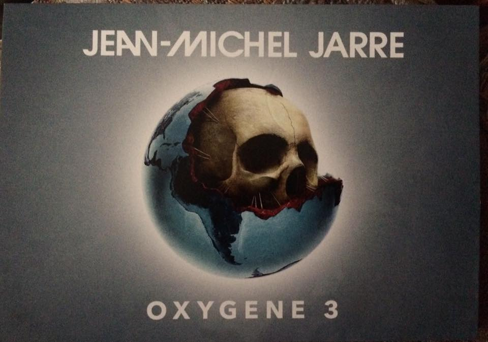 Oxygene 3 Postcard
