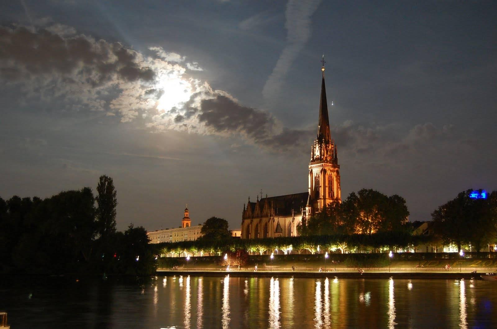 Drei König Church