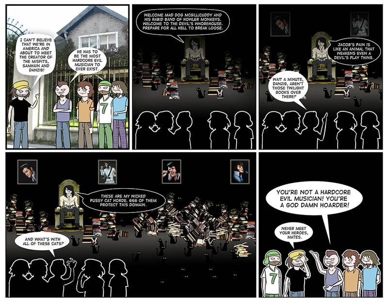 Special Episode 7/1 (101) - 'Blackest of the Black' by The Obscure Gentlemen