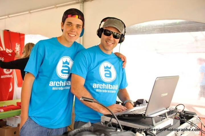 DJ DDA et DJ D-DOCHE 24HRS DU LAC 2013