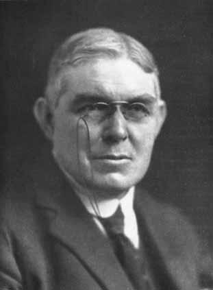 Sir Arthur Keysall Yapp CBE - National Secretary of the YMCA