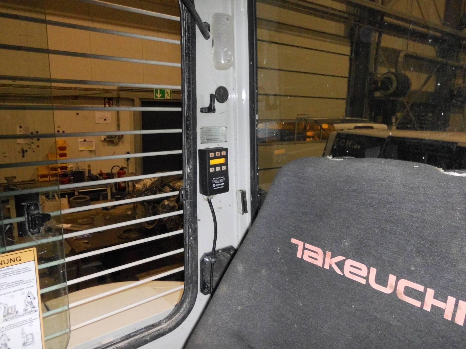 Takeushi TB153 F