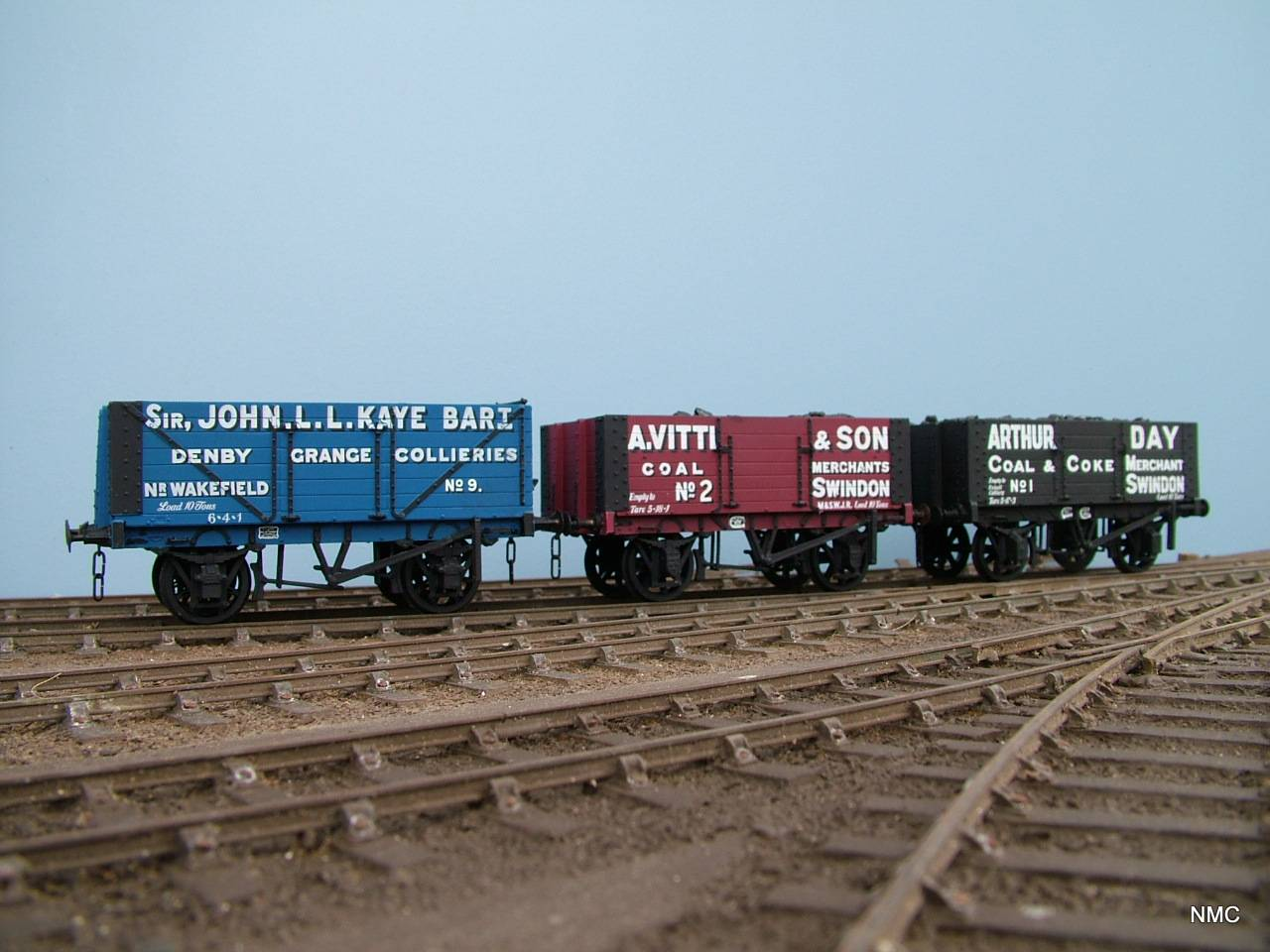 Private owner wagons