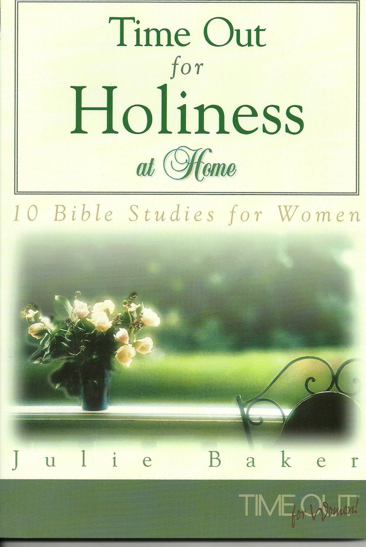 TimeOut for Holiness at Home