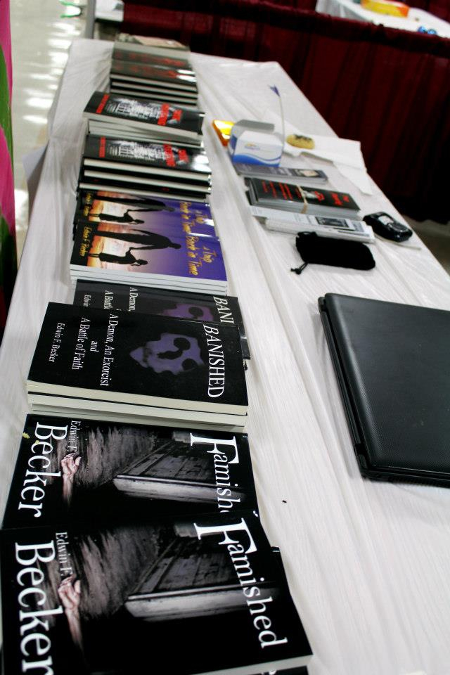 My book table