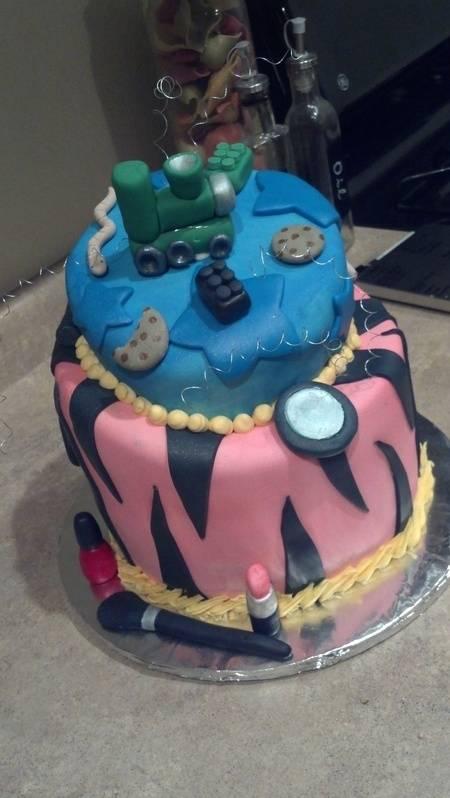 Sibling Cake