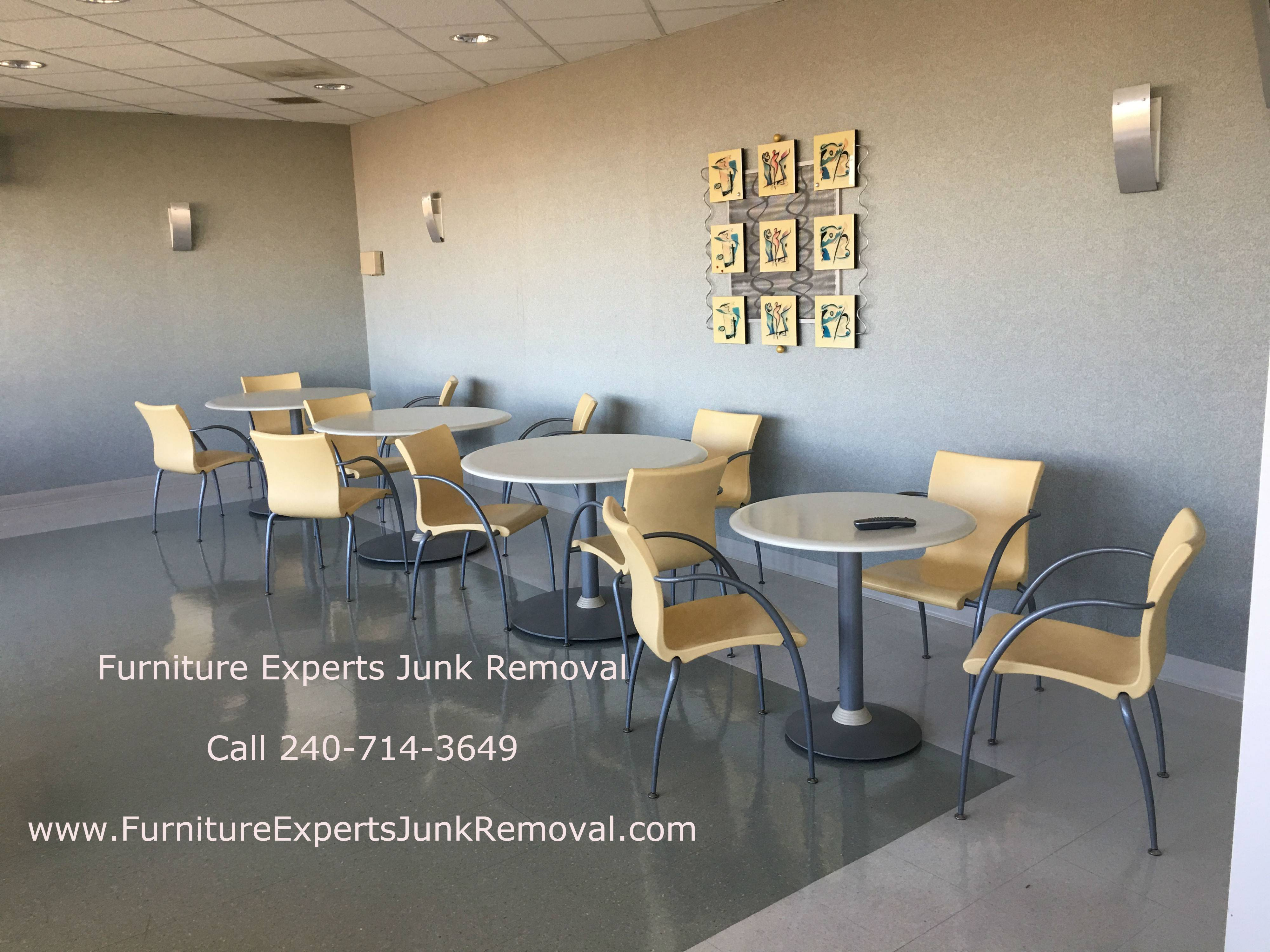 Junk office furniture removal in Silver spring MD