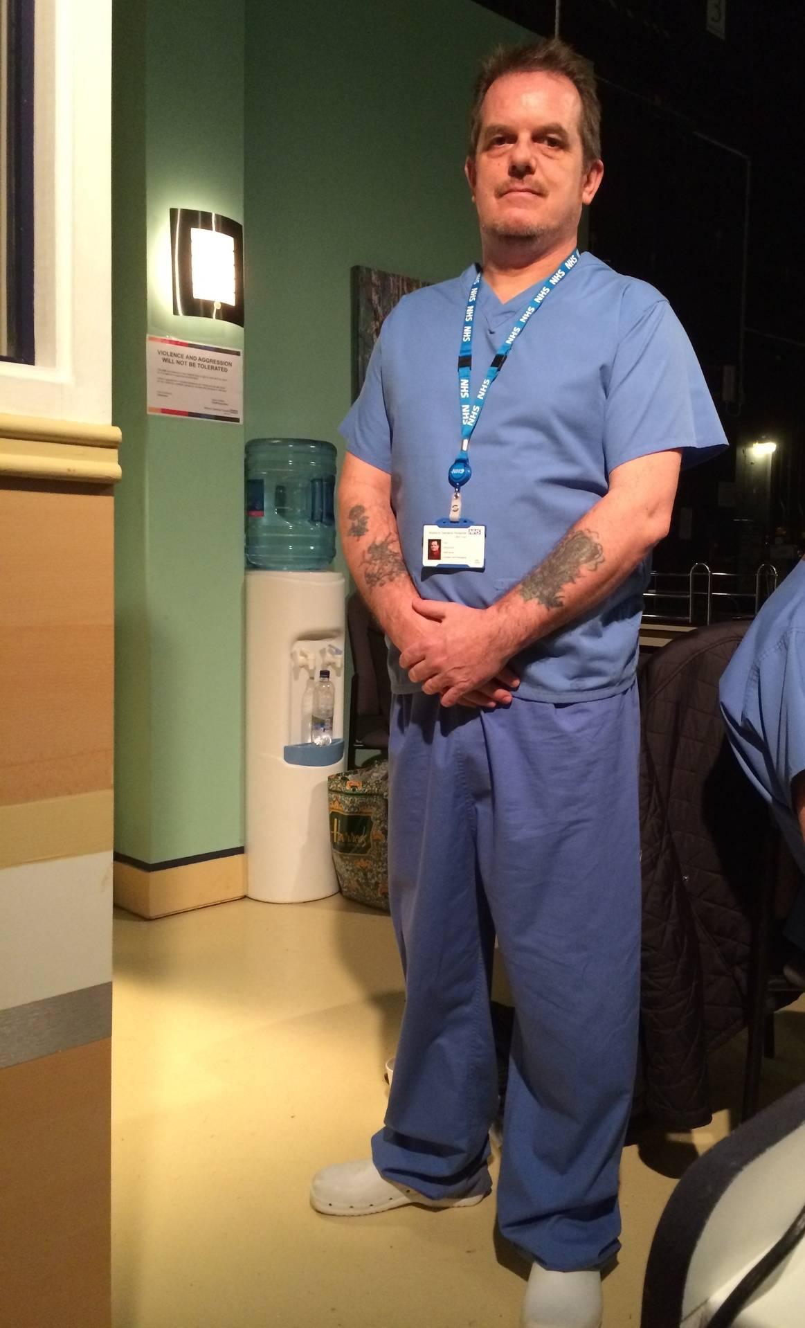 Nurse on Eastenders