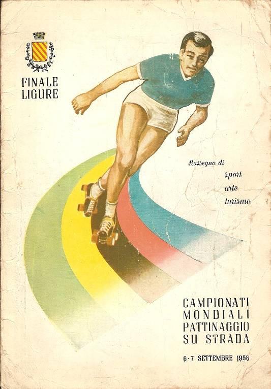 1958 - Finale Ligure, Italy