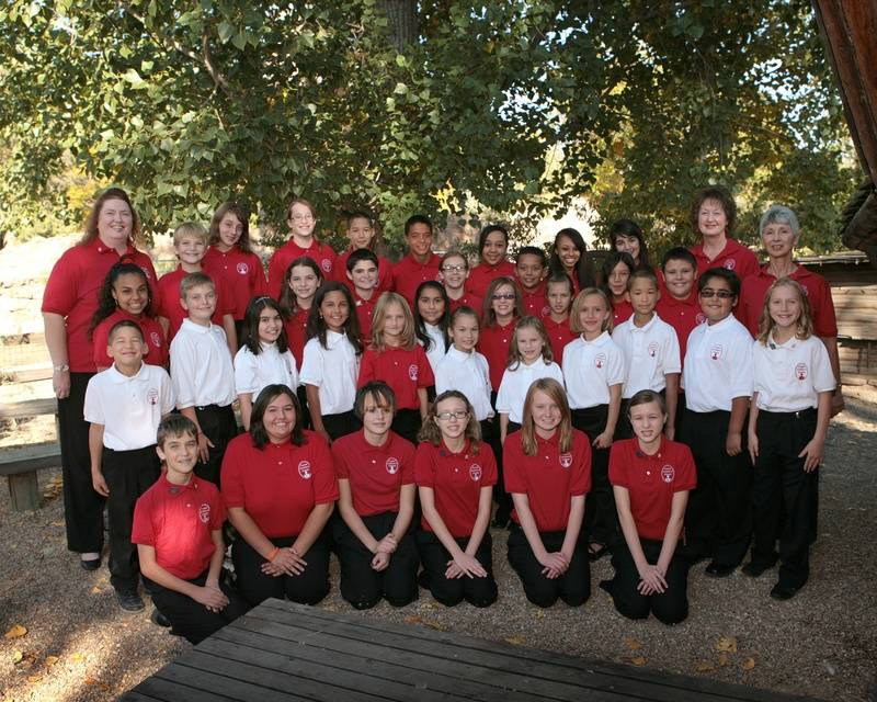 Concert Choir 2010-2011- 15th Anniversary Season!